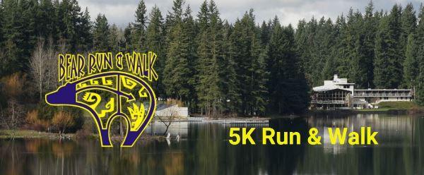 Bear Run and Walk