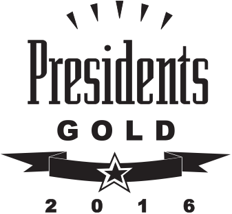 Presidents-Gold