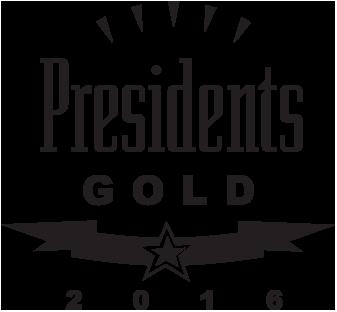 Presidents-Gold