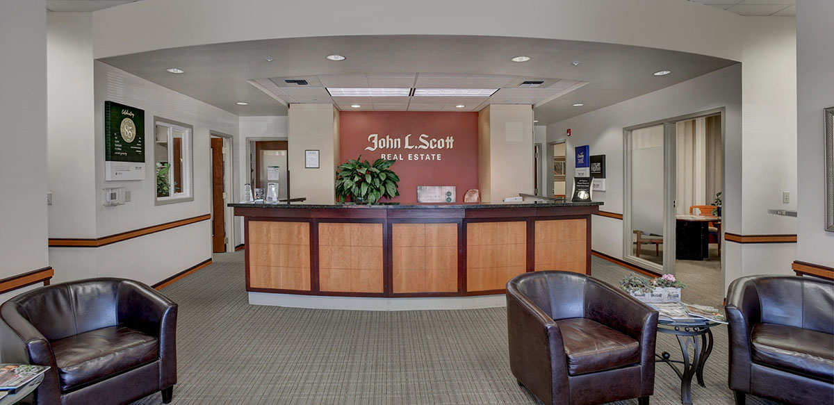 Port Orchard Office Lobby - John L. Scott