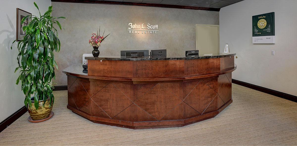 Poulsbo Office Lobby - John L. Scott