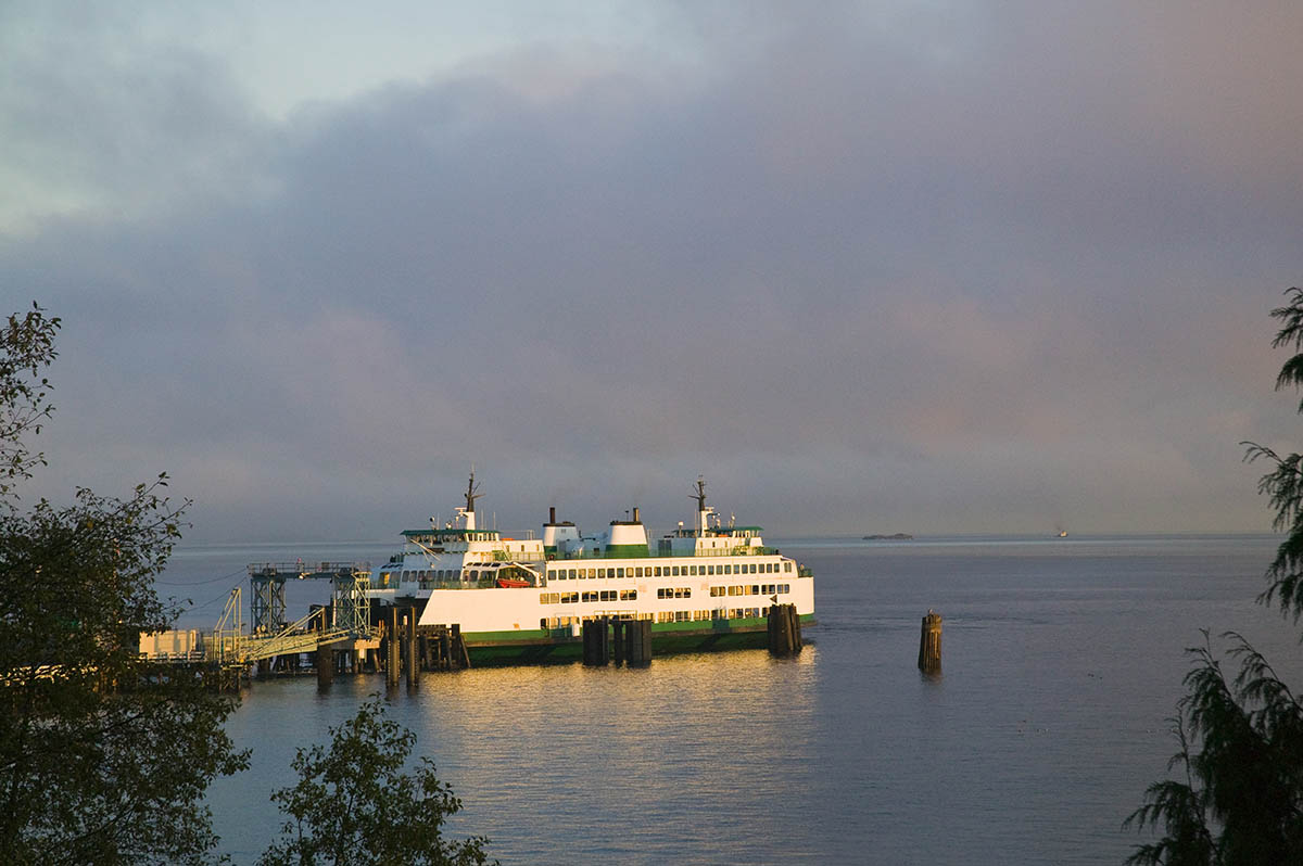 Photo of a Ferry