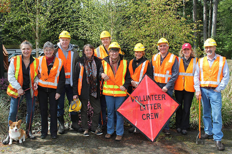 Photo of Volunteer Crew