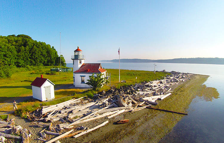 Photo of Vashon Island Landscape