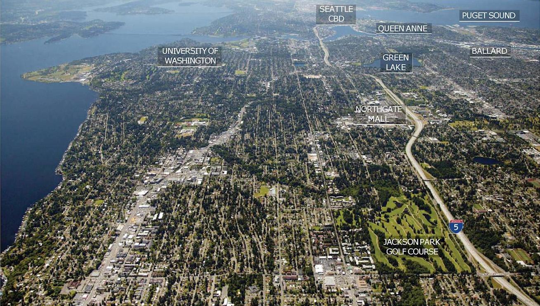 Seattle Development Sites